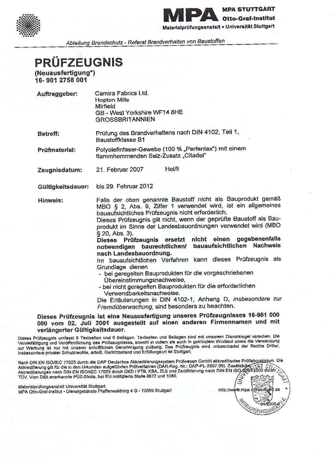 Berühmt Brandschutz Zertifikat Vorlage Galerie - Entry Level Resume ...