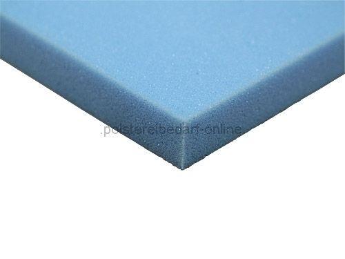 schaumstoff platte 200cm x 100cm x 3cm rg 35 50 ebay. Black Bedroom Furniture Sets. Home Design Ideas