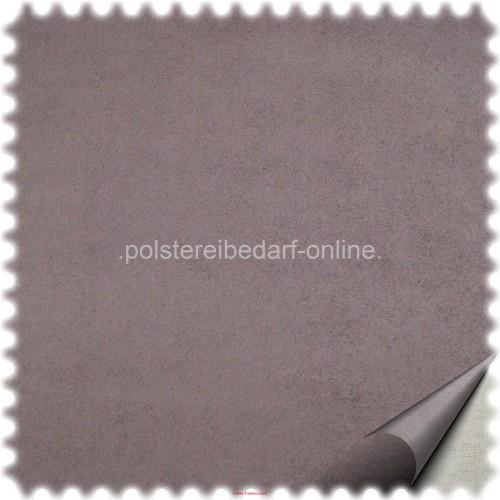 Microfaser Möbelstoff Cantara Pastell Violett mit DuPont™ Teflon® Fleckschutz