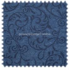 Möbelstoff Valencia Blau