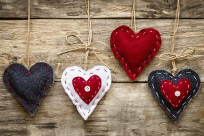DIY Anleitungen Valentinstag