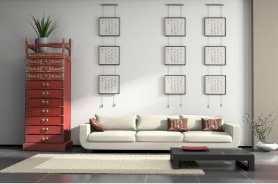 Einrichtung mit minimalistisch asiatischem design for Asiatische wohnungseinrichtung