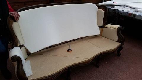 Sofa Polstern sofa neu polstern anleitung zum nachmachen