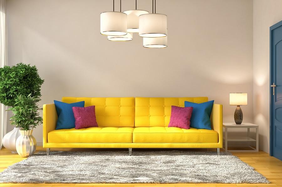 wohn t r ume wirkung von farben. Black Bedroom Furniture Sets. Home Design Ideas