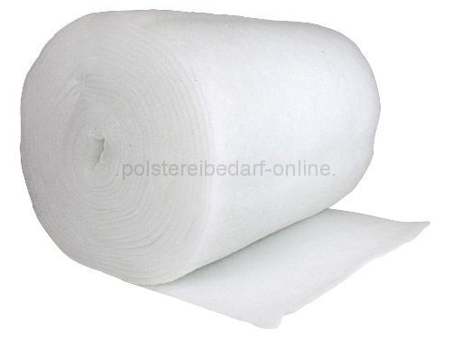 polster vlies watte weiss 30 meter rolle 70cm breit 100 ebay. Black Bedroom Furniture Sets. Home Design Ideas