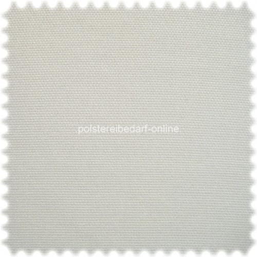 Polyester Objekt Möbelstoff Karat Weiss mit Fleckschutz