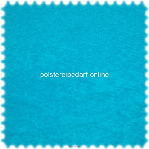 TOP PREIS AKTION Microfaser Möbelstoff Poker Himmelblau