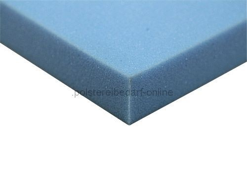 schaumstoff platte 200cm x 100cm x 4cm rg 35 50 polstermaterialien schaumstoffe platten. Black Bedroom Furniture Sets. Home Design Ideas