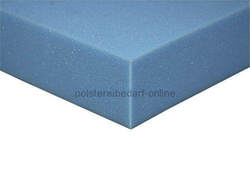 schaumstoff platte 200cm x 100cm x 8cm rg 35 50 polstermaterialien schaumstoffe platten. Black Bedroom Furniture Sets. Home Design Ideas