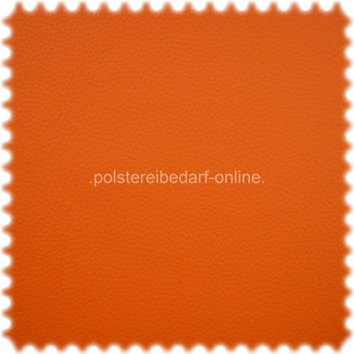 Kunstleder Texas Orange