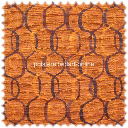 Dralon® Möbelstoff Barcelona Orange