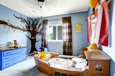 Maritimes Kinderzimmer | Wie Sie Sich Maritim Einrichten