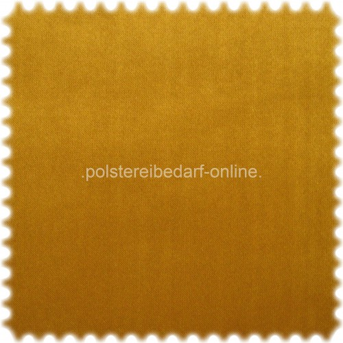 Mohair Stoff Gold
